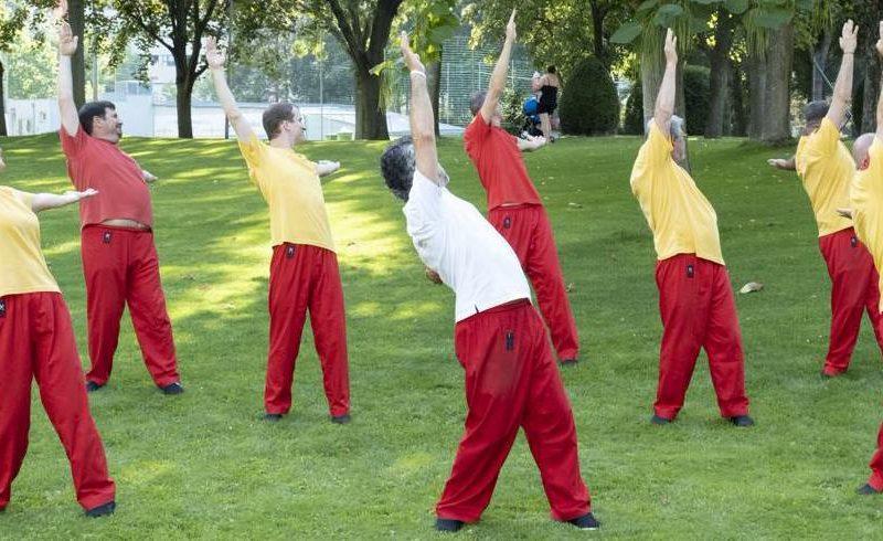 05. September: Chi-Kung Workshop
