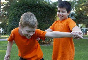 Kids-WingTsun bedeutet altersangepasste Verteidigung