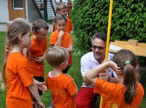 Kinder sind gleichwertige Gesprächspartner